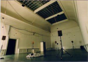 Sound Warp, Badischer Kunstverein 1992