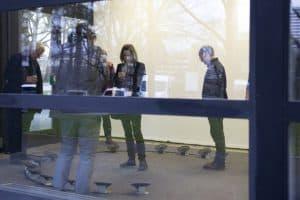 topophonic lines, Ausstellung SoundArt Symposium Raum durch Klang HKB(CH) 2015